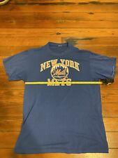 New listing Vintage New York Mets Shirt Single Stitch
