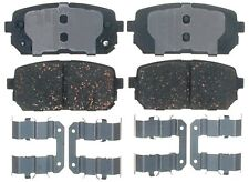 Brand NEW Rear Disc Brake Pad Set ACDelco 17D1296CH
