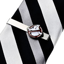 Ghostbusters Tie Clip - Tie Bar - Business Gift - Handmade - Gift Box