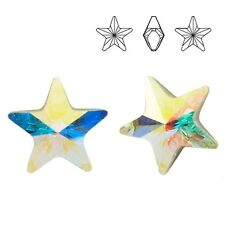 Swarovski 4745 Star 5 mm Crystal AB (price for 1 pair)