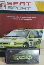 "1/ 43. SEAT IBIZA KIT CAR RALLY UK 1996 ""ROVANPERA"" INCLUYE FASCICULO"
