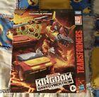 transformers kingdom commander class rodimus prime New in box