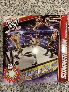 WWE Mattel Summer Slam Superstar Ring Brand New Sealed
