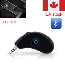 Wireless Bluetooth 4.0 Adapter 3.5mm Aux Audio Music Receiver Stereo Car Mic CA
