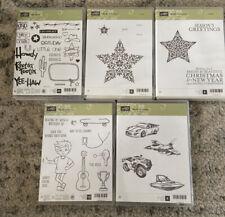 Stampin Up! Various Stamping Sets
