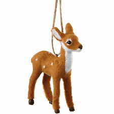 Fawn Standing Ornament