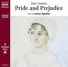 Sealed Pride and Prejudice by Jane Austen 1996, CD, Audio Book by Jenny Agutter