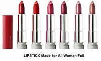 MAYBELLINE Color Sensation LIPSTICK Made for All Woman Rich Colours