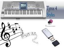 ''PSR 1500 USB-Stick + Tyros4 Styles NEW''