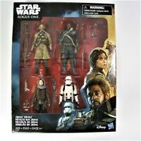 Star Wars Rogue One Jedha Revolt  4 Pack Action Figures