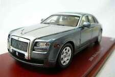 Rolls-Royce Ghost Sedan, 2 tone Gray 2009 Cars, TrueScale TSM114321  Resin  1/43