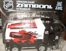 NHL 2015  Montreal Canadiens Zamboni