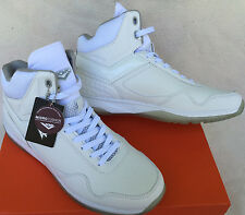 Pony Micro Cushion Hi 171026828W Retro White Athletic Sneakers Shoes Men's 9 new