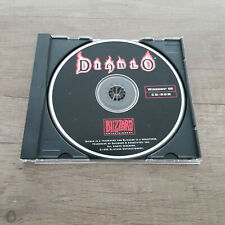 Diablo, Blizzard, PC CD-ROM