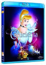 Novedad peli la Cenicienta Blu-ray clasico Disney