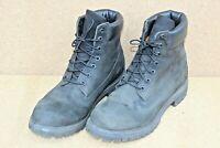 Timberland Men's 6-Inch Premium Waterproof Boots Black size 9.5 M 10073 5650166