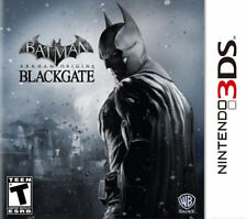 Batman: Arkham Origins Blackgate 3DS New Nintendo 3DS, nintendo_3ds