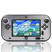 Wii U Gamepad Case Plastic + Aluminium Full Body Protective Snap-on Hard Shell