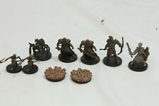 9 Lords of Madness AD&D Mini Dungeon & Dragons Neogi Zhentarim Kobold Grub Orc