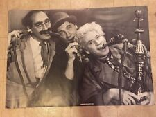 Marx Brothers 1967 Poster 26x39 Inches