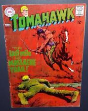 Tomahawk #116 1968; 5.5-6.0 DC 1st Neal Adams cvr; HUGE price spike-BV$66 50%Off