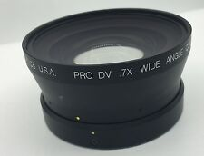 Century Precision Optics Pro DV .7X Wide Angle Panasonic DVX100 Camcorder Lens
