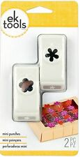 MINI FLOWER AND RETRO FLWR SET EK Success Tools Mini Punches 54-10067 Brand NEW!