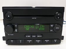 05-07 Ford Focus F250 AM FM CD Player MP3 Radio OEM 2007 2006 2005