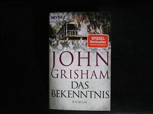 Das Bekenntnis von John Grisham (2020)
