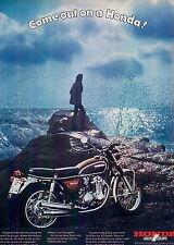 Honda - 500-Four - 1973-publicité-publicité-genuineadvertising - NL-Correspondance