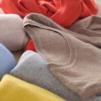 Hiver Nouvelles Femmes Haute Qualité Décontracté laine pull en cachemire