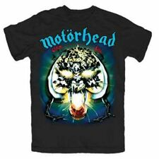 Motorhead T Shirt Overkill Officially Licensed Mens Black Tee Unisex Ace Spades XL