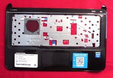 HP PAVILION 14- TOP COVER PALM REST W/TOUCH PAD, POWER BUTTON  698488-001