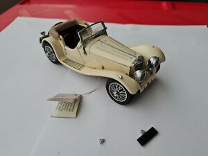 Franklin mint Diecast 1938 Jaguar SS 100