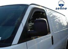 AVS Rain Guards 2Pc Window Vent Visor For 96-19 Chevy Express & GMC Vans  192455