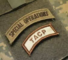 AFSOC JTAC CCT AC-130 DEATH FROM ABOVE burdock 2-TAB: TACP + SPECIAL OPERATION