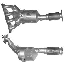 FORD FIESTA 1.25, 1.4, 1.6, 06/08-12/12 TYPE APPROVED CATALYTIC CONVERTER CAT