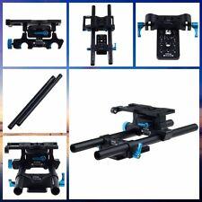 FOTGA DP500 IIS 15mm Rod Rail Support Baseplate for Follow Focus DSLR Camera Rig