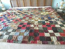 Antique hand made Amish Quilt