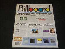 2001 JULY 21 BILLBOARD MAGAZINE - GREAT VINTAGE MUSIC ADS & CHARTS - O 8025