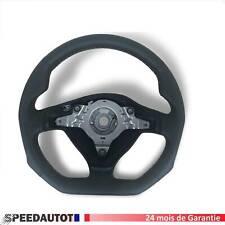 Sport Mise au Point Aplati Volant Cuir Noir Audi A3 8L0419091B...