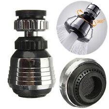 Cuisine robinet robinet Aérateur 360 ° rotation réglables buse eau Kit diffuseur save