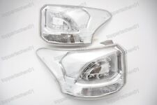 White Taillight Lamps LED Rear LH & RH Pair For Mitsubishi Outlander 2014-2015