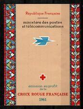 France Scott B356a Mint NH booklet (Catalog Value $30.00)