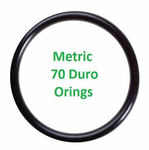 Metric Buna  O-rings 27 x 2.5mm    Price for 10 pcs