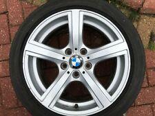 "GENUINE OEM BMW Z4 E89 17"" STYLE 290 SPARE ALLOY WHEEL & TYRE 6785240"