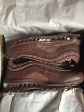 Nike Air Max 97 SE Mahogany Mink Men's Running Shoes AQ4126-200 - Size 10.5