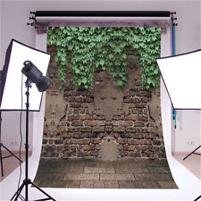 retro photography background brick wall vinyl 3x5ft stand wedding backdrops baby