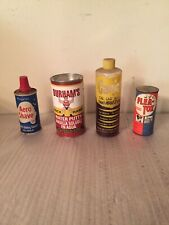 VINTAGE CANS BOTTLE OF PRODUCTS FREE SHIPPING