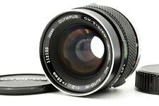 【N.MINT+】 Olympus OM-System Zuiko MC Auto-W 35mm f/2 Wide Lens OM SLR From JAPAN
